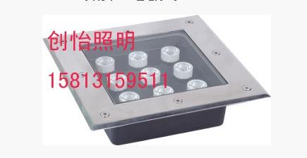 大功率LED埋地灯